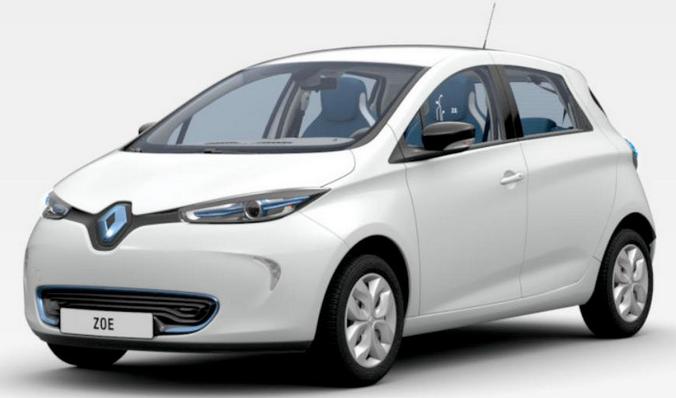 Une voiture lectrique pour les trajets du quotidien voiture ecolovoiture ecolo - Garage renault sainte foy les lyon ...